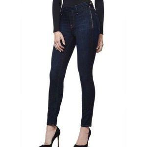 Good American Good Legs Slim Zip Skinny Jeans 4/27